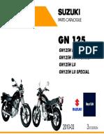 Gn125k8 k9 Special