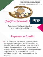 Formação Parentalidade Positiva - Diapositivos