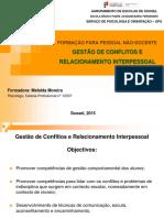 Apresentação formação pessoal não-docente - Relações Interpessoais