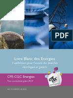 Livre blanc des Energies