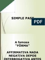Simple Past Convertido