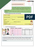 EVALUACION DIAGNOSTICA DE EDUCACION FISICA3