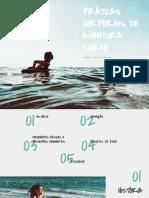 3º ANO PRÁTICAS CORPORAIS DE AVENTURA - SURFE