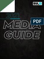 2021 USL League One Media Guide