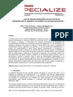 A Importância Da Atenção Farmacêutica Na Prevenção.2013