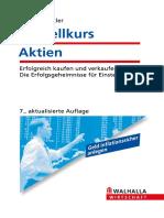 Schnellkurs Aktien_ Erfolgreich - Dennis Winkler