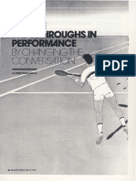 Create Breakthroughs in Performance by Changing the Conversation - Werner Erhard