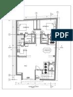 plano vivienda  1er piso