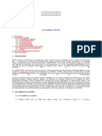 Le Modèle TCP-IP