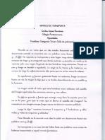 """Manolo se transporta"" de Carlos Fermín López Ramírez"