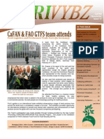 CaFAN Newsletter Agrivybz issue no. 11
