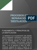 222456609 Diapositivas Destilacion FINAL
