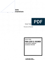 Teran - Para leer el Facundo_OCR