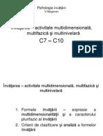 2009 NEGOVAN Formele invatarii  C 7- 10