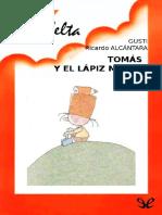 Tomas y el lapiz magico - Ricardo Alcántara Sgarbi