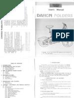 1990_Dahon_Folding_Bike_Manual