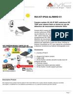 Caméra_solaire_3G_4G_IP_WiFi_extérieure_HD_720P_avec_alarme_flash_et_sirène_en_cas_de_détection_de_mouvement_mémoire_32Go