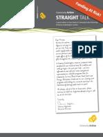 Straigth Talk_March 2011-Funding At Risk