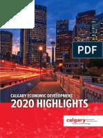 2020 CED Highlights