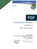 Cuaderno Trabajo Quimica II FEB2021-En Linea