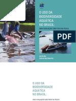 O USO DA BIODIVERSIDADE AQUÁTICA NO BRASIL_Neto_Dias_2015