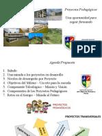 Proyectos Transversales 12.04.2021