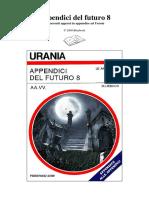 AA.VV. - Appendici Del Futuro 8 (Ita Libro)