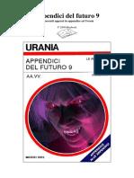 AA.VV. - Appendici Del Futuro 9 (Ita Libro)