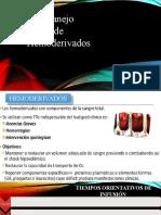 Manejo de Hemoderivados.g