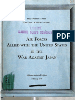USSBS Report 61, Military Analysis Division, Air Forces Allied With the United States in the War Against Japan