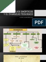 LOS EVANGELIOSSINÓPTICOSYELEVANGELIOTEOLÓGICO.SEGUNDO