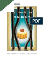 L alimentation et le diabète