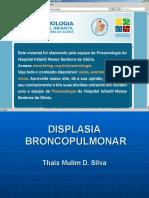 DISPLASIA_BRONCOPULMONAR