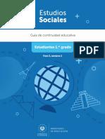 Guia Aprendizaje Estudiante Primer Grado Sociales s1 f2