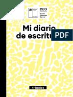 Diario 4° básico
