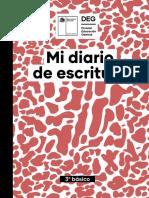 Diario 3° básico