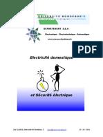 electricite domestik