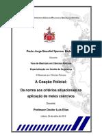 Instituto Superior de Ciencias Policiais