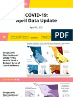 B.C. COVID-19 modelling presentation from April 15, 2021