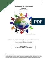 Syllabus Premiers Mots en Français