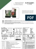 Manual VDS corredizo EURO 230 M1