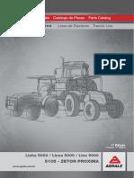 Trator 5105 - Zetor Proxima 2015