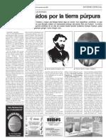 LITERATOS UNIDOS POR LA TIERRA PÚRPURA