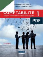 Comptabilité 1  Analyse et traitements des données du cycle comptable. by Robert Brien Jean Senécal Pierre Veillette Marc Sakaitis (z-lib.org)