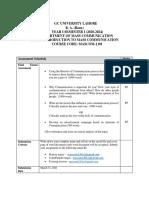 MASCOM-1101-Final Assesment Online