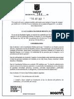 Decreto 144 de 2021