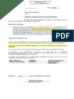ACTA REUNION DE ESTUDIANTES DIA 3