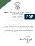 Scuola Di Magia e Stregoneria