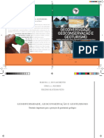 livro patrimonio geologico