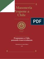 La Masoneria Propone A Chile (1)